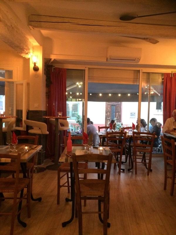 Le Restaurant - Chez Camille - Le Lavandou